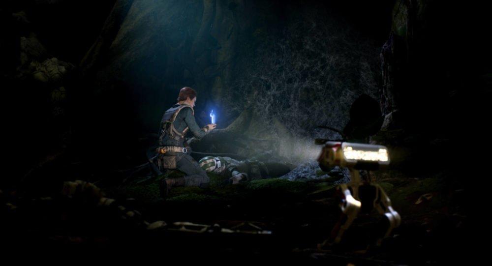 Star Wars Jedi: Fallen Order llegará el 15 de Noviembre a Xbox One, PS4 y PC 2