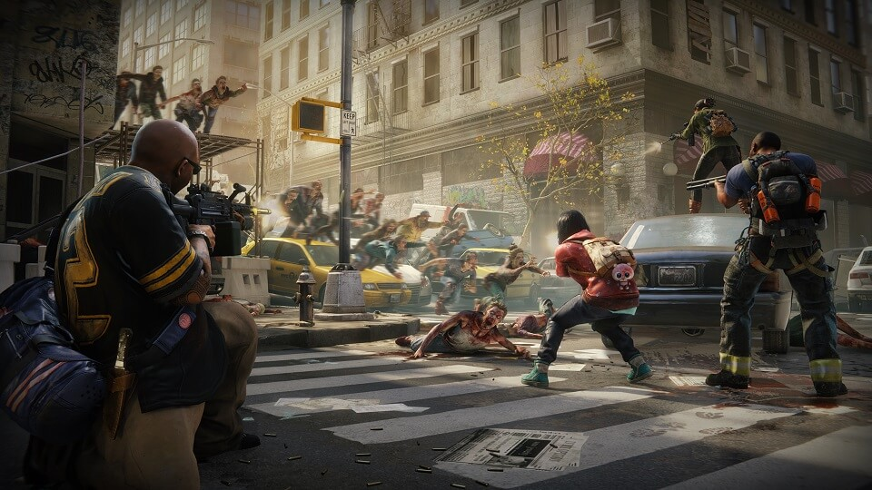 World War Z, los zombies toman Xbox One, PlayStation 4 y PC 2