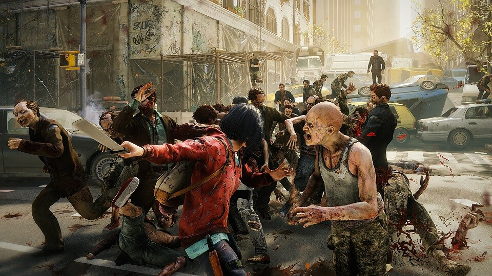 World War Z, los zombies toman Xbox One, PlayStation 4 y PC 1