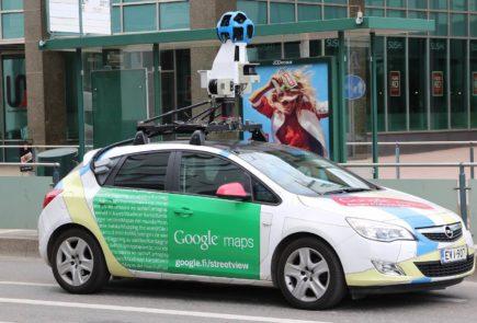 Google Maps añade Street View como nueva capa en Android 1