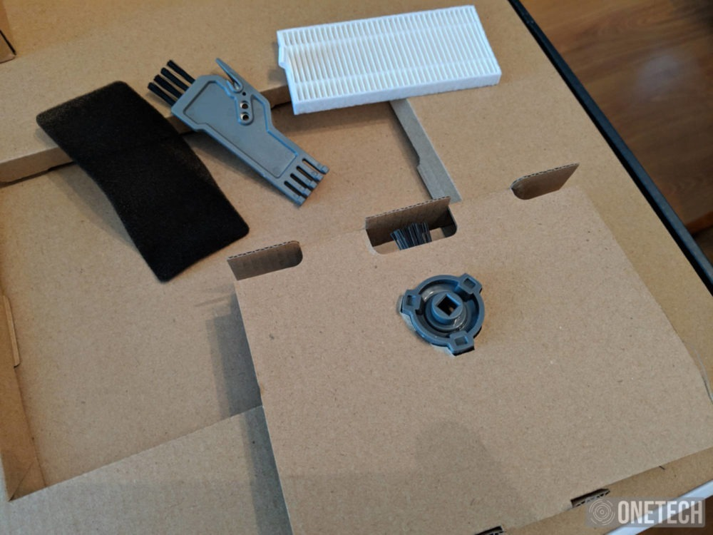 Deebot 710, analizamos el nuevo robot de Ecovacs 5