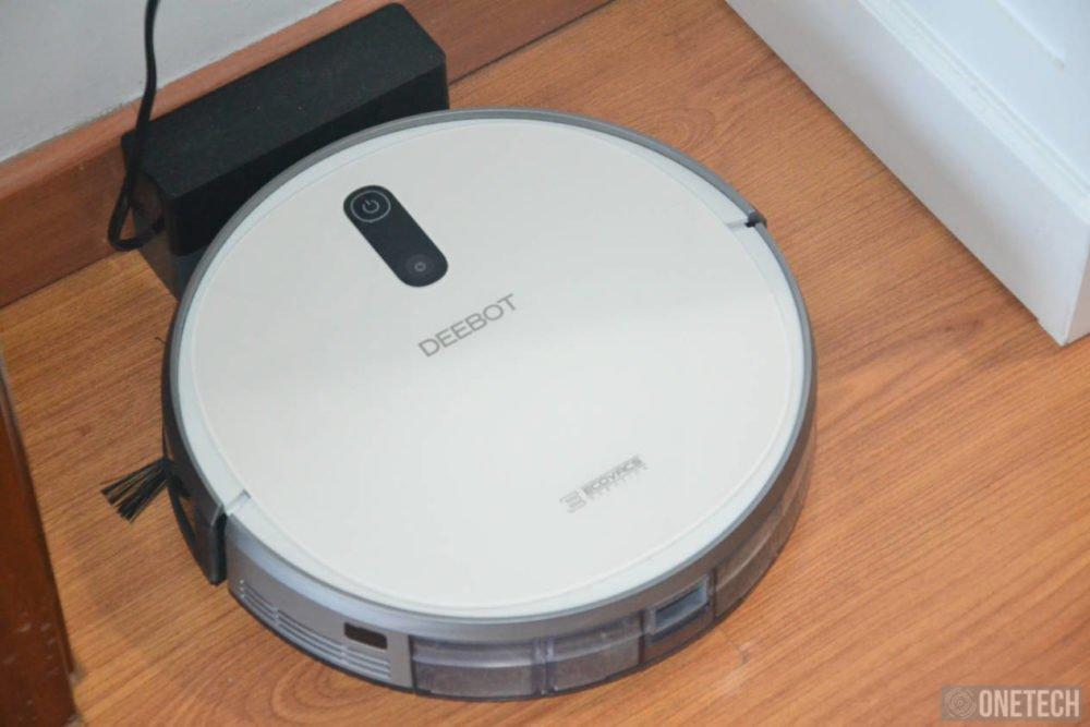 Deebot 710, analizamos el nuevo robot de Ecovacs 9