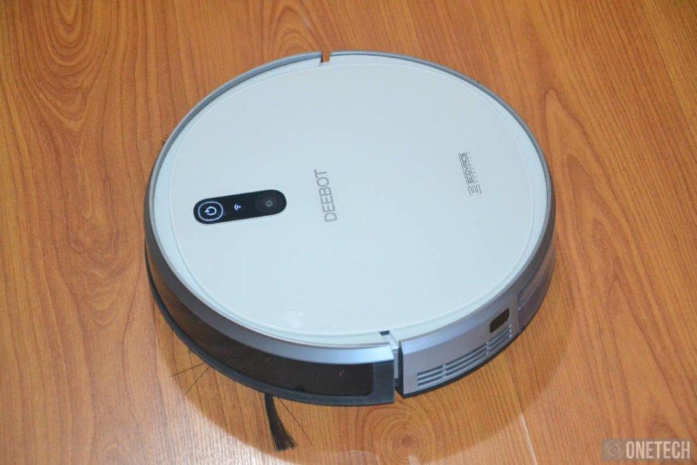 Deebot 710, analizamos el nuevo robot de Ecovacs 10