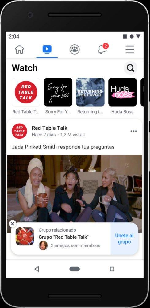 Facebook cambiará para dar más protagonismo a los grupos 4