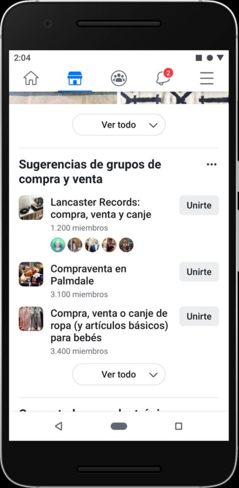 Facebook cambiará para dar más protagonismo a los grupos 5