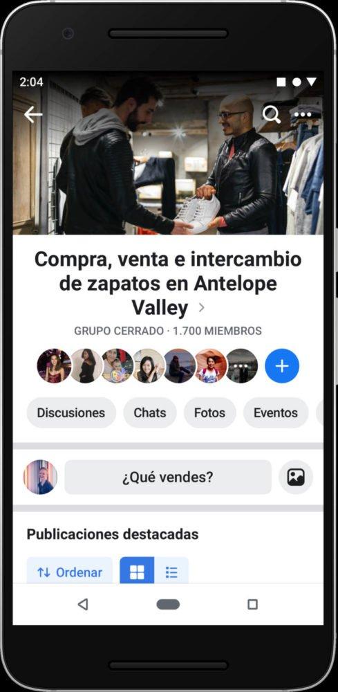 Facebook cambiará para dar más protagonismo a los grupos 9