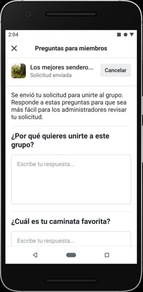 Facebook cambiará para dar más protagonismo a los grupos 12