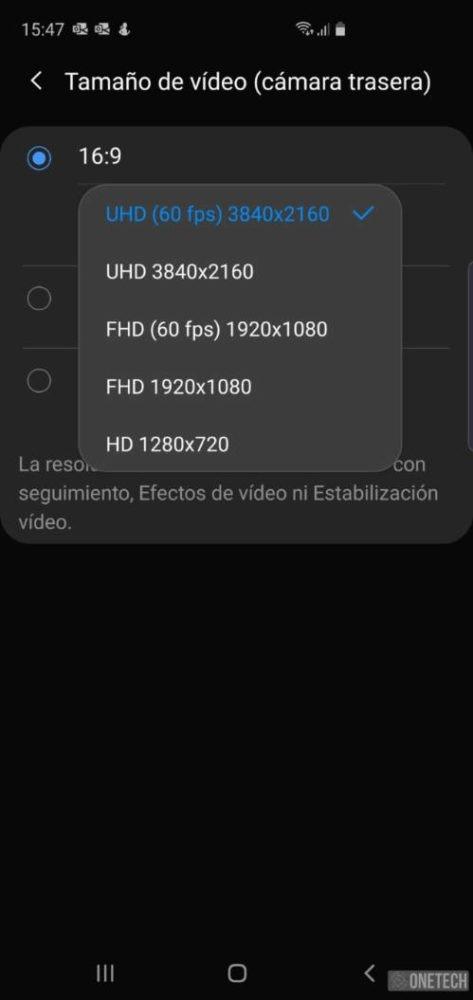 Samsung Galaxy S10+, lo probamos y analizamos al detalle 36