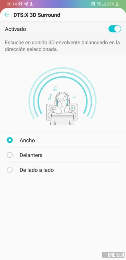 LG V40 ThinQ audio