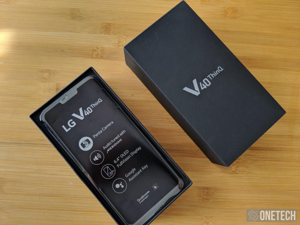 LG V40 ThinQ, análisis de la nueva propuesta de LG 1