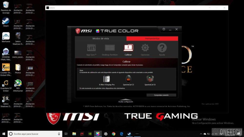 MSI GS65 Stealth 8SG, probamos este portátil gamer con gráfica GeForce RTX 2080 23
