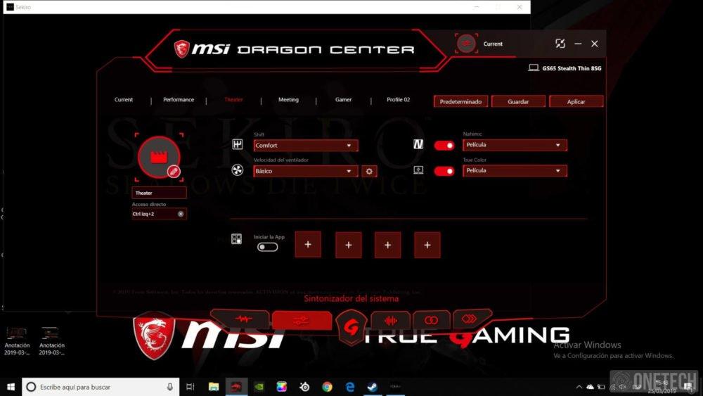 MSI GS65 Stealth 8SG, probamos este portátil gamer con gráfica GeForce RTX 2080 29