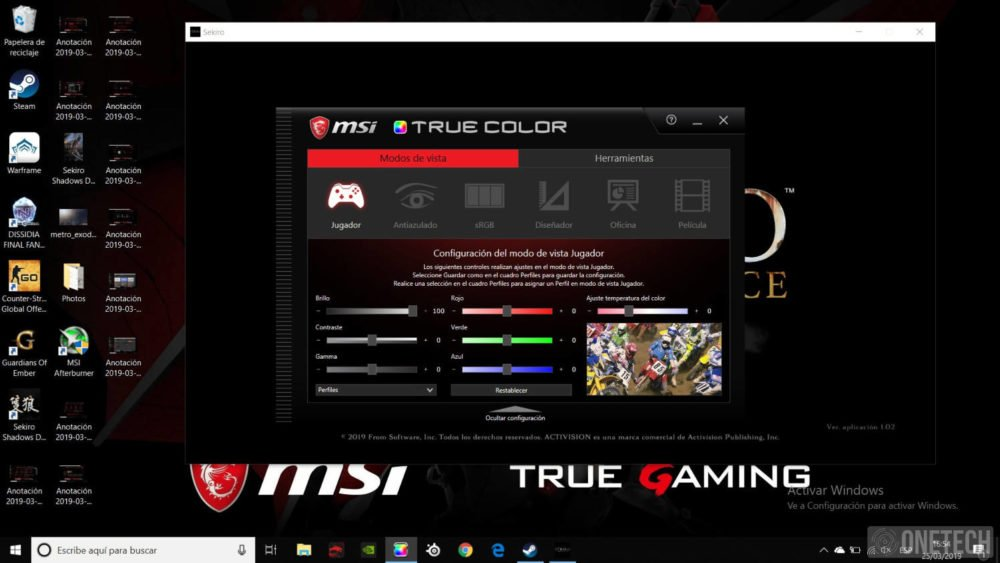 MSI GS65 Stealth 8SG, probamos este portátil gamer con gráfica GeForce RTX 2080 24