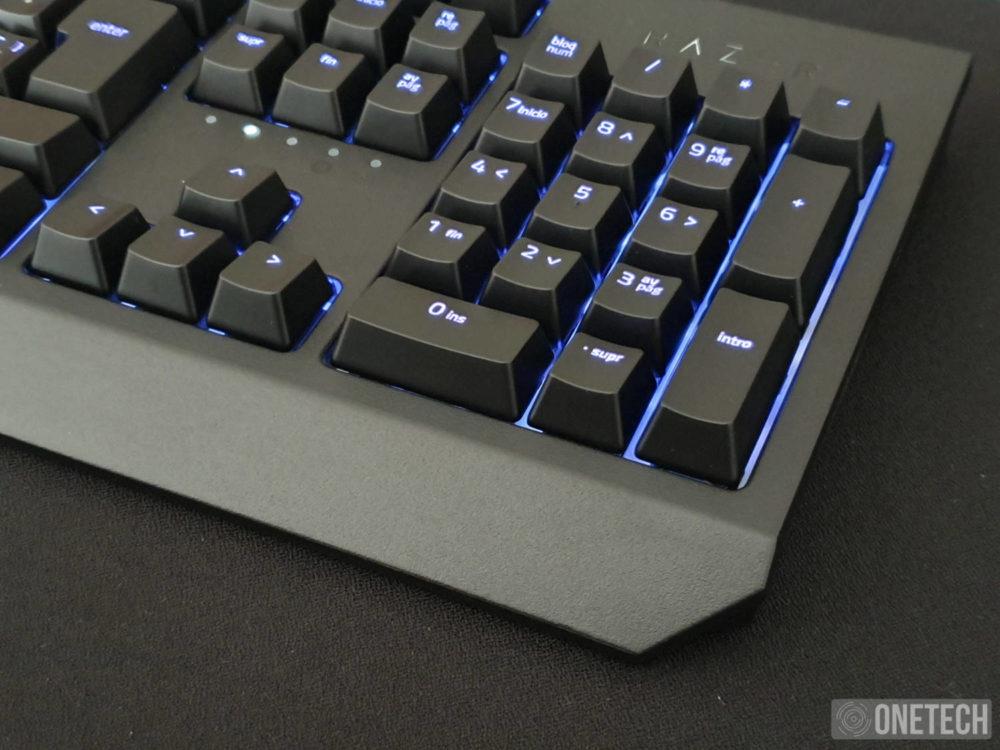 Nuevo teclado Razer BlackWidow, bajando el precio pero no la calidad 7