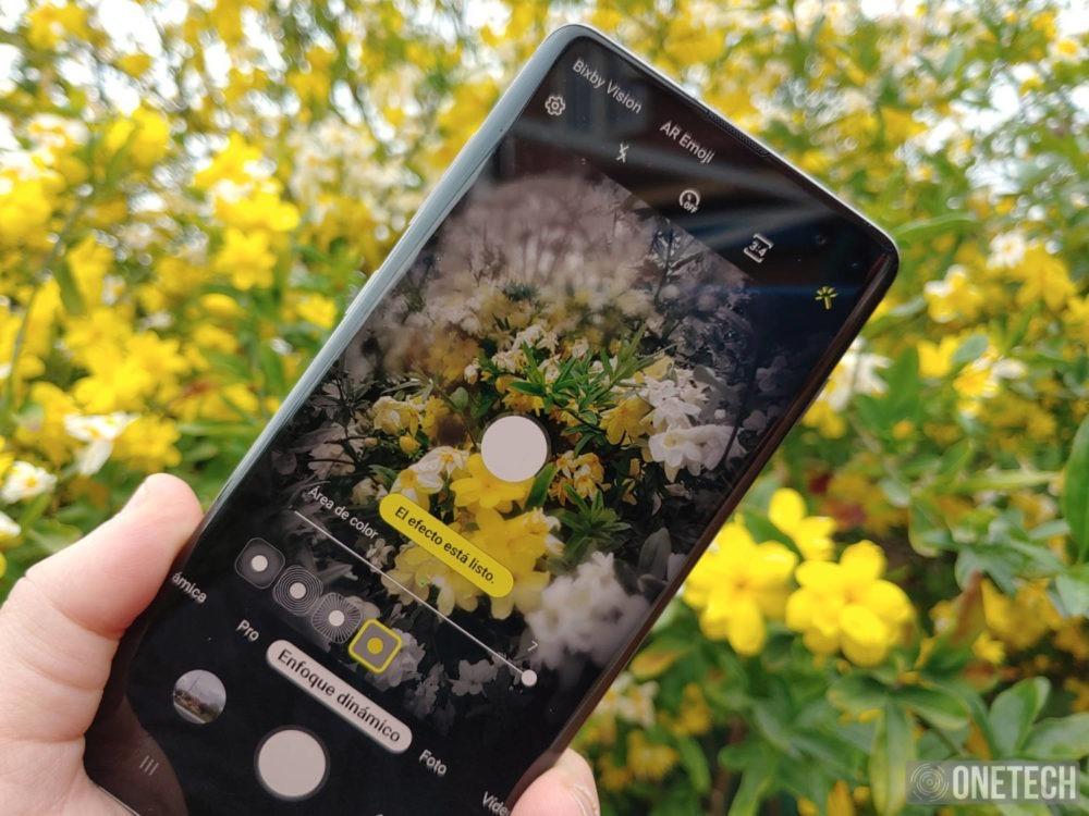 Los Samsung Galaxy S10 ya cuentan con un modo Noche para la cámara 1