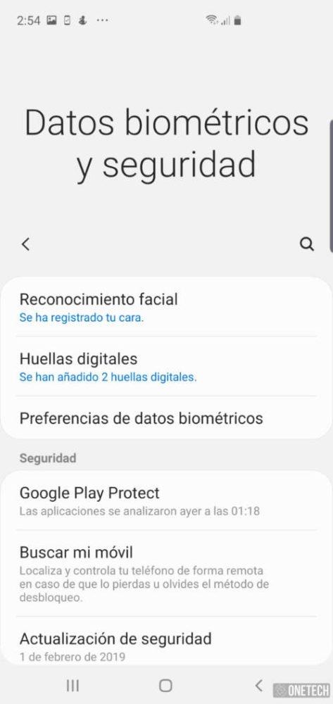 Samsung Galaxy S10+, lo probamos y analizamos al detalle 15