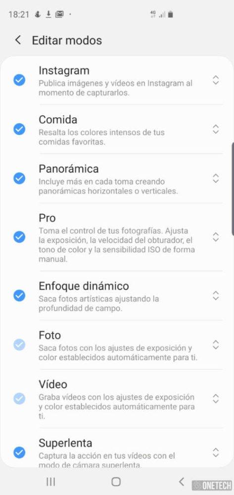 Samsung Galaxy S10+, lo probamos y analizamos al detalle 31