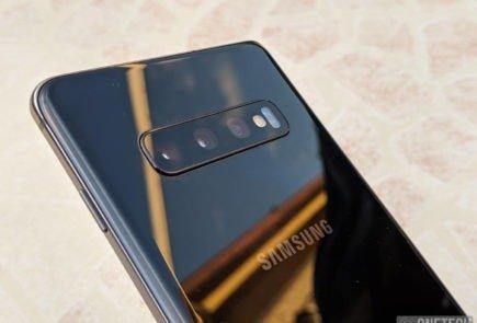 Los Samsung Galaxy S10 ya cuentan con un modo Noche para la cámara 7