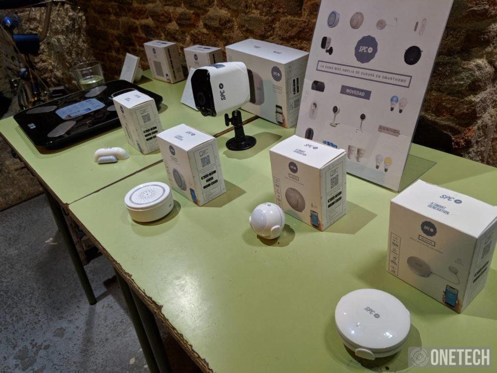 SPC presenta su gama Smart Home