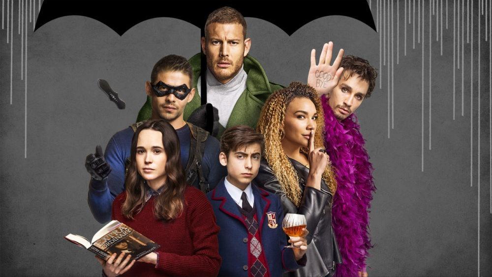the umbrella academy - estrenos de Netflix en Julio de 2020