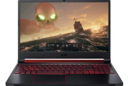 Acer Nitro 5 con procesadores AMD