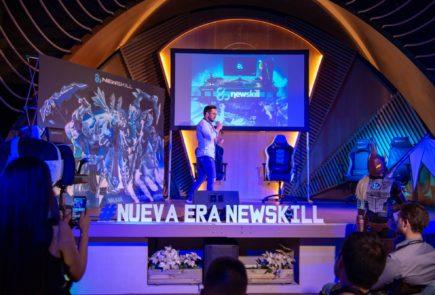 Newskill presenta su nueva web e imagen corporativa 2