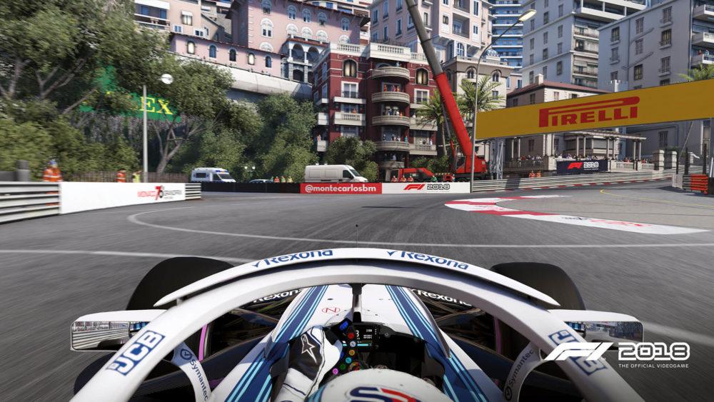 Formula 1 Monaco 2018