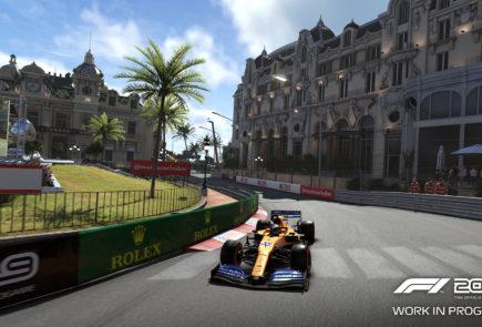 F1 Monaco 2019