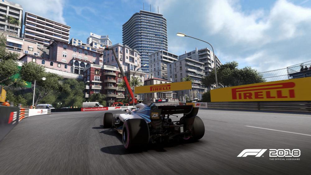 F1-Monaco 2018