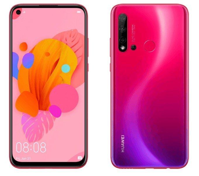 Huawei P20 Lite 2019, ya conocemos todas sus especificaciones 2
