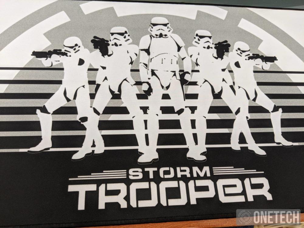 Alfombrilla Razer Goliathus Extended Stormtrooper edition