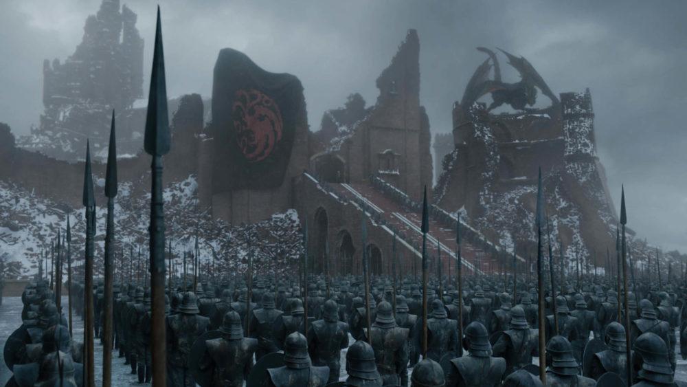 Juego de Tronos, HBO ofrece las imágenes del último capítulo 5