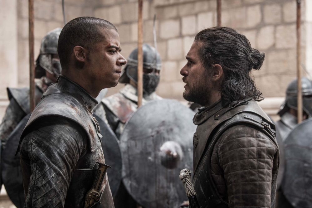 Juego de Tronos, HBO ofrece las imágenes del último capítulo 7