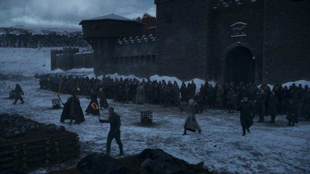 Juego de Tronos, imágenes del cuarto episodio de la última temporada 2