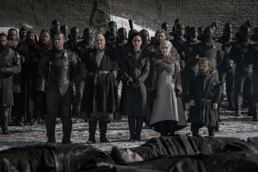 Juego de Tronos, imágenes del cuarto episodio de la última temporada 5
