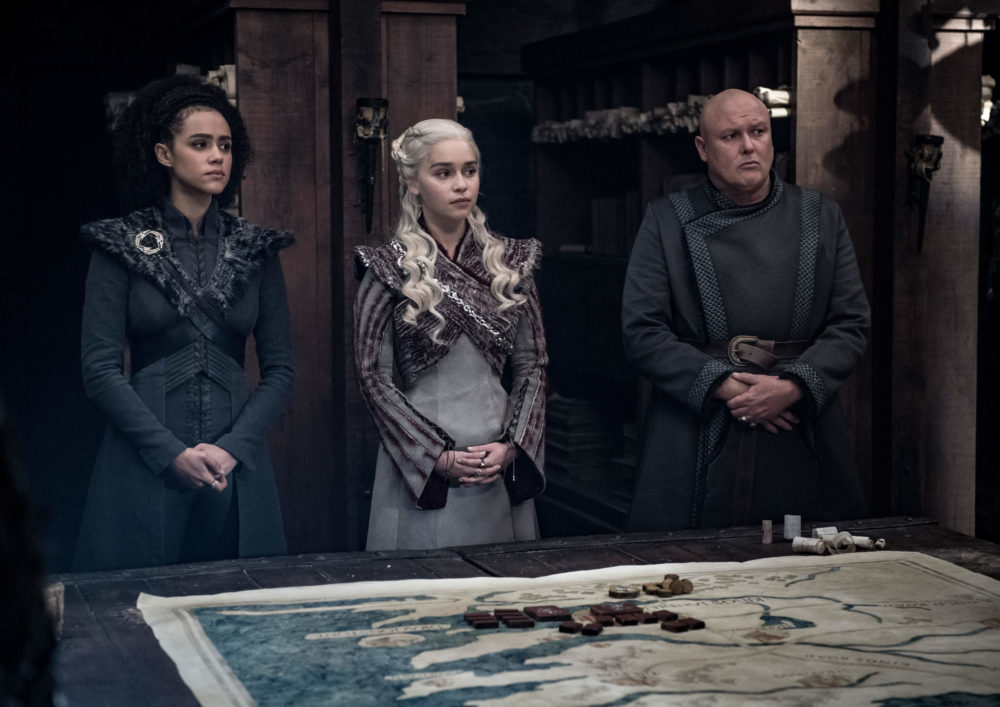 Juego de Tronos, imágenes del cuarto episodio de la última temporada 8
