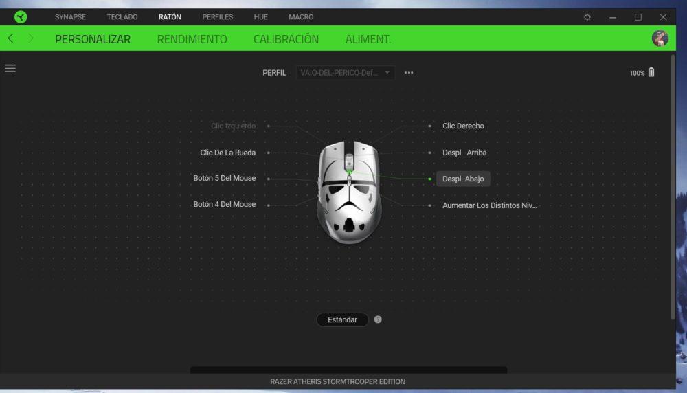 Razer Stormtrooper, probamos el pack completo de dispositivos para fans de Star Wars 16