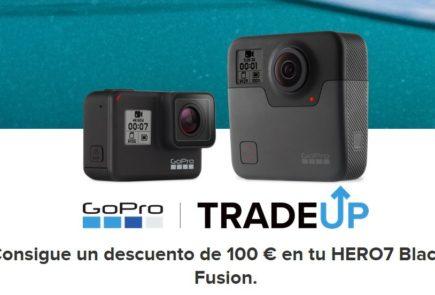 Trade-Up, la operación renove de GoPro te da 100€ de descuento 17