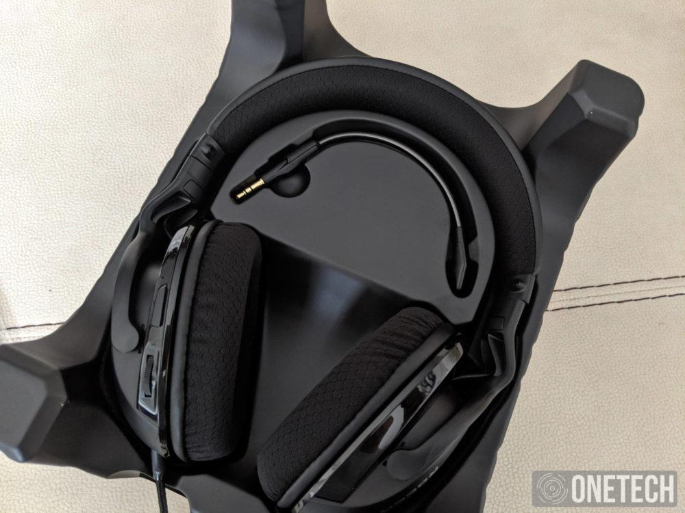 Roccat Noz, analizamos estos auriculares Gamer ultraligeros 2