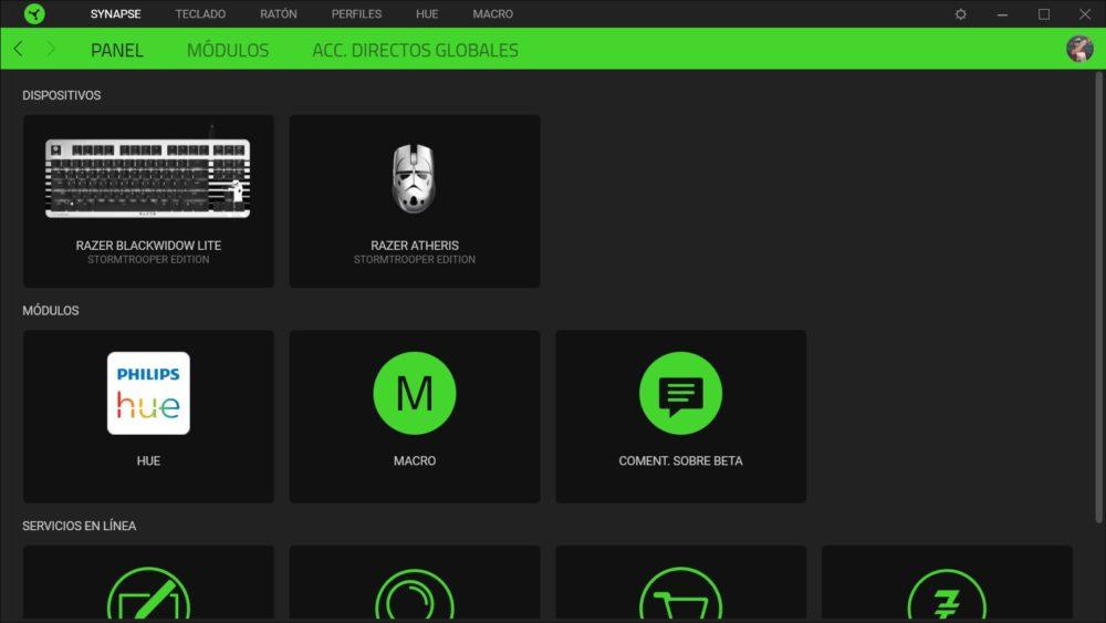 Razer Stormtrooper, probamos el pack completo de dispositivos para fans de Star Wars 17