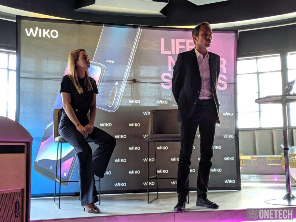 Wiko presenta en España su nueva gama View3 1