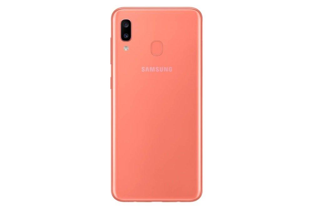 Samsung lanza los Galaxy A10 y A20e en España 2