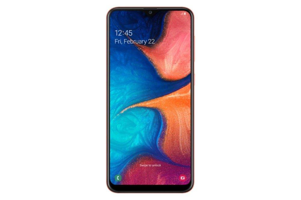 Samsung lanza los Galaxy A10 y A20e en España 1