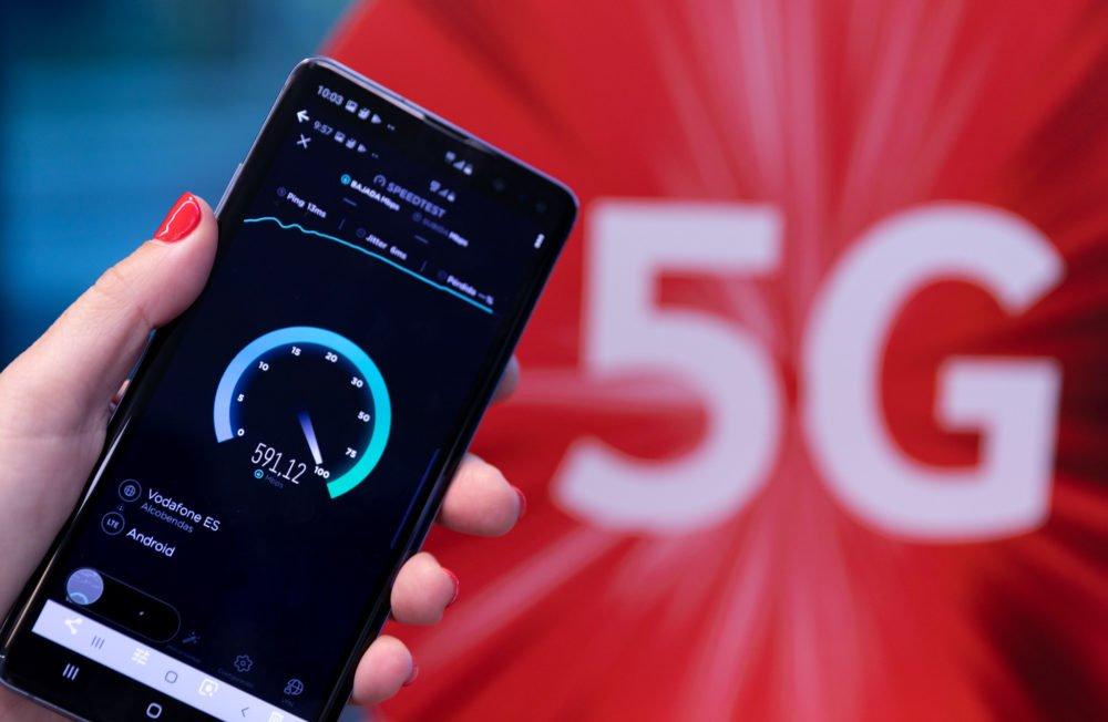 Vodafone España desplegará sus redes 5G en 15 ciudades el 15 de junio