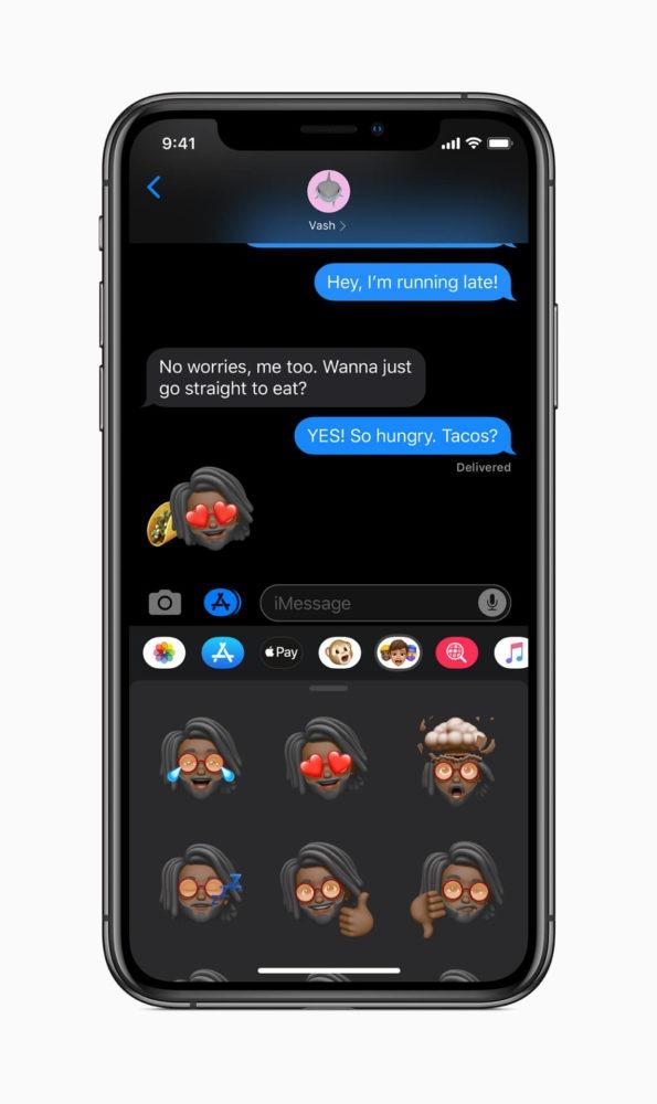 Nuevo iOS 13, llega el modo oscuro y escritura por deslizamiento 3