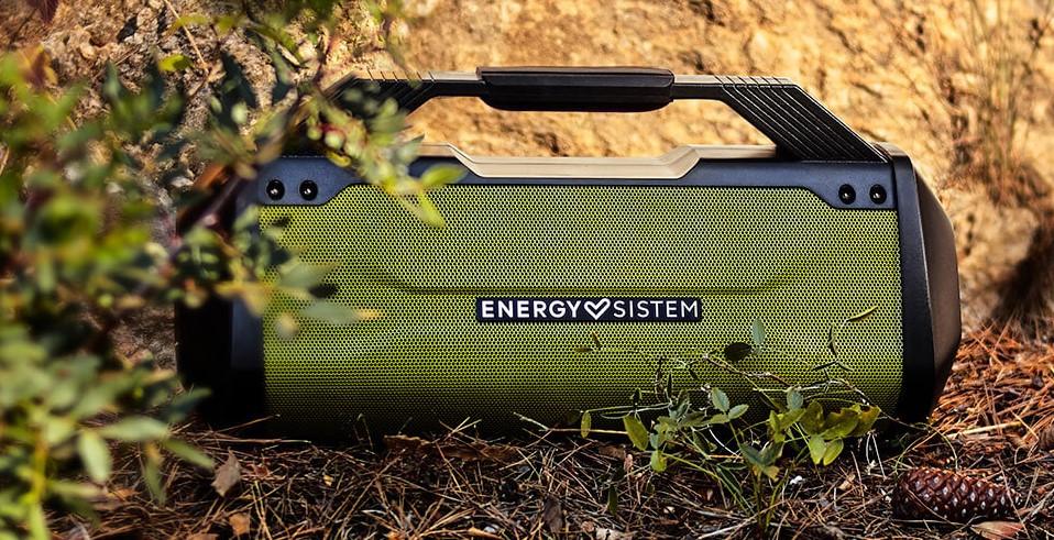 Outdoor Box Beast, el nuevo altavoz 360 de Energy Sistem 1