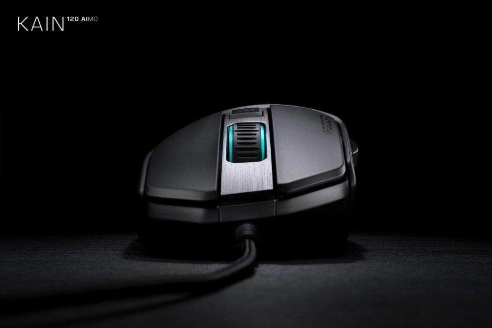 Roccat presenta su nueva serie de ratones Kain AIMO 3