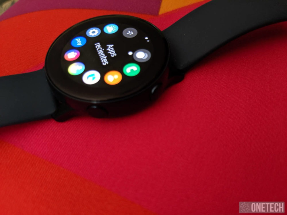 Galaxy Watch Active, análisis del Smartwatch deportivo de Samsung 3