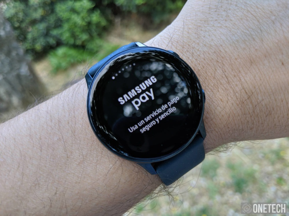 Galaxy Watch Active, análisis del Smartwatch deportivo de Samsung 4