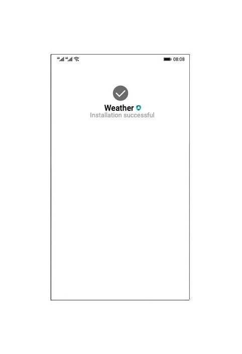 Primeras imágenes del sistema operativo de Huawei 11